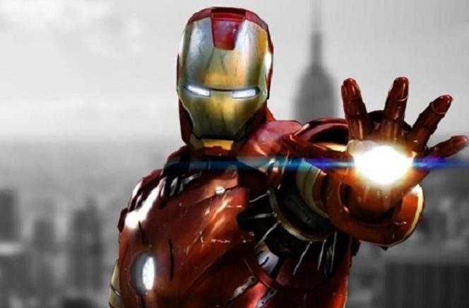 Новости: У Железного человека украли костюм
