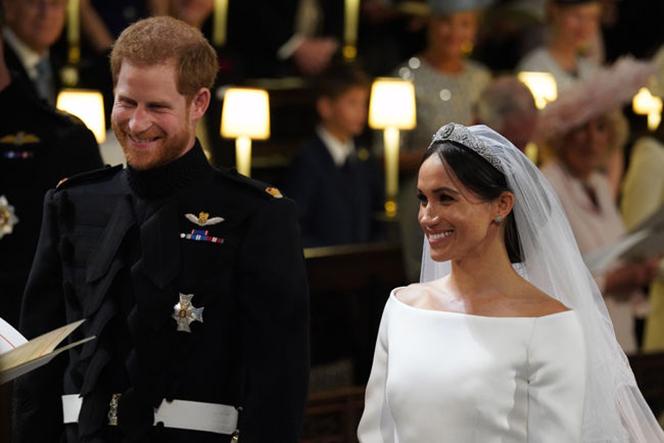 Новости: Меган Маркл выбрала свадебное платье от Givenchy