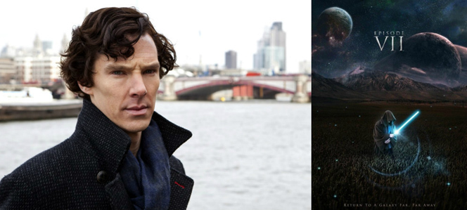 Новости: Бенедикт Камбербэтч снимется в «Звездных войнах 7»?