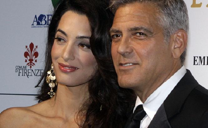 Новости: Амаль Клуни нежно поздравила мужа с наградой