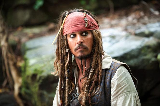 """Новости: Джонни Депп срывал съемки """"Пиратов Карибского моря"""""""
