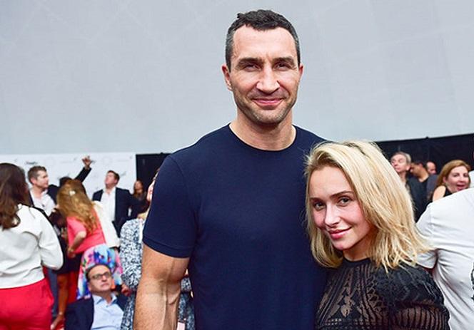 Новости: Хайден Панеттьери и Владимир Кличко расстались!