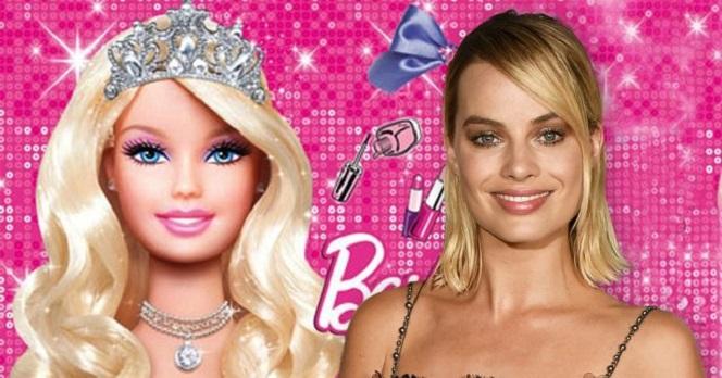 Новости: Марго Робби сыграет ожившую Барби?