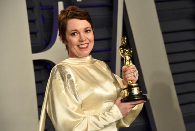 """Новости: Коулман сняла пати-бас, чтобы отметить свой """"Оскар"""""""