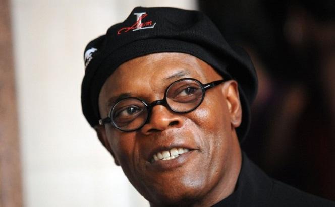 Новости: Сэмюэл Л. Джексон пересматривает фильмы с собой