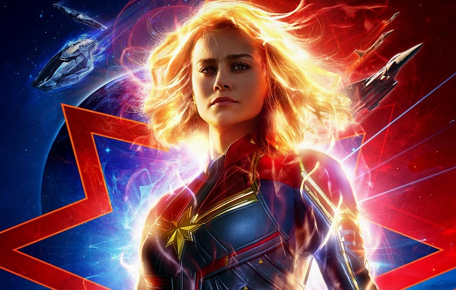 "Новости: Rotten Tomatoes дали бой хейтерам ""Капитана Марвел"""