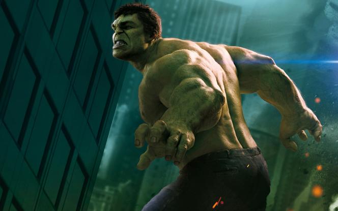 Новости: Marvel выпустят сольный фильм и сериал про Халка?