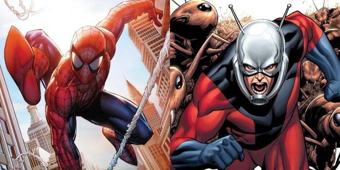 """Новости: Человек-паук появится в """"Человеке-муравье""""?"""