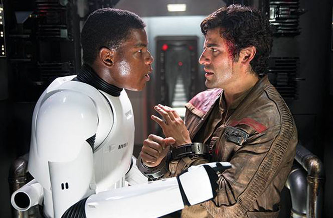 """Новости: В """"Звездных войнах 8"""" появится линия однополой любви?"""
