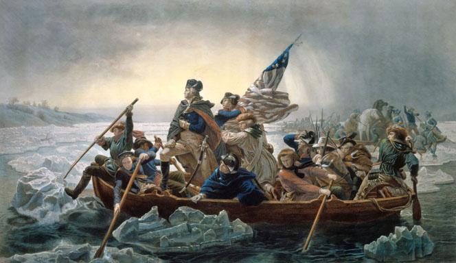 Новости: Зак Снайдер хочет снять экшн о Джордже Вашингтоне?