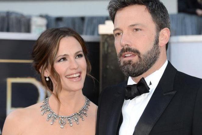 Новости: Бен Аффлек ушел от супруги не из-за романа с няней?