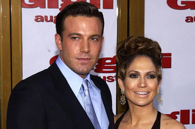 Новости: Бен Аффлек хочет вернуть Дженнифер Лопес?