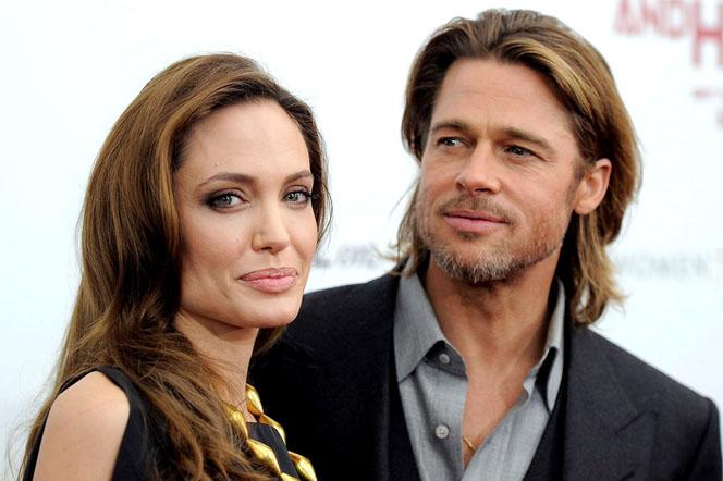 Новости: Анджелина Джоли и Брэд Питт разводятся?