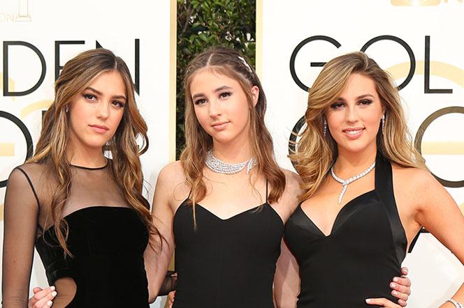 Новости: Дочери Сталлоне снялись для Dolce & Gabbana