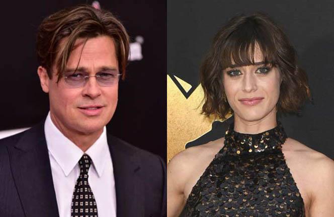 Новости: Брэд Питт изменяет Анджелине Джоли с Лиззи Каплан?