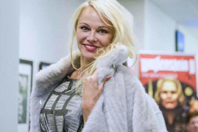 Новости: Памела Андерсон рассказала о встрече с Путиным