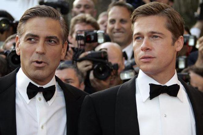 Новости: Джордж Клуни рассказал, за что ненавидит Брэда Питта