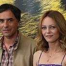 Ванессы Паради с  супругом устроили свидание в Париже