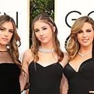 Дочери Сталлоне снялись для Dolce & Gabbana