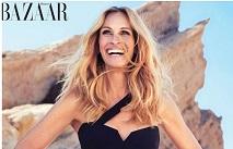 Сплетни: 50-летняя Джулия Робертс в ярком платье лазает по горам