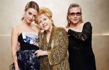 Билли Лурд прокомментировала смерть мамы и бабушки