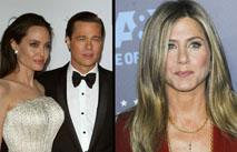 Джоли не разрушала брак Питта и Энистон
