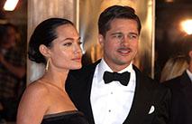Питт намерен помириться с Джоли ради детей