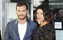 Жена Дорнана не хочет, чтобы он снимался с Джоли