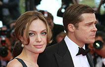Джоли и Питт встречаются в секретном месте