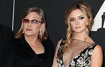 Дочь Кэрри Фишер унаследует 7 млн долларов
