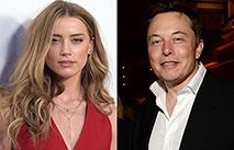 Бывшие влюбленные Эмбер Херд и Илон Маск снова вместе?