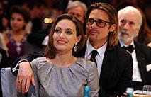 Джоли и Питт не могут восстановиться после развода