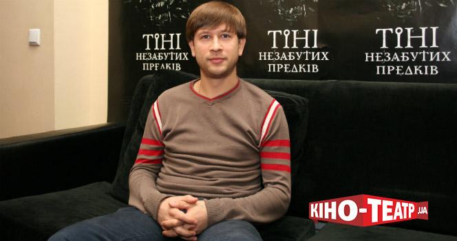 Новини: Дмитро Ступка: Такого ще ніхто не робив