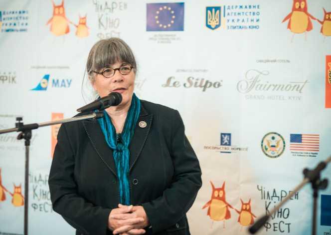 Новини: Марі-Елен Леріссі: Я маю особливу ніжність до України