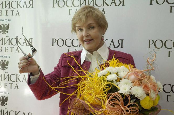 Новини: Ада Роговцева: Єдиний рецепт - любов