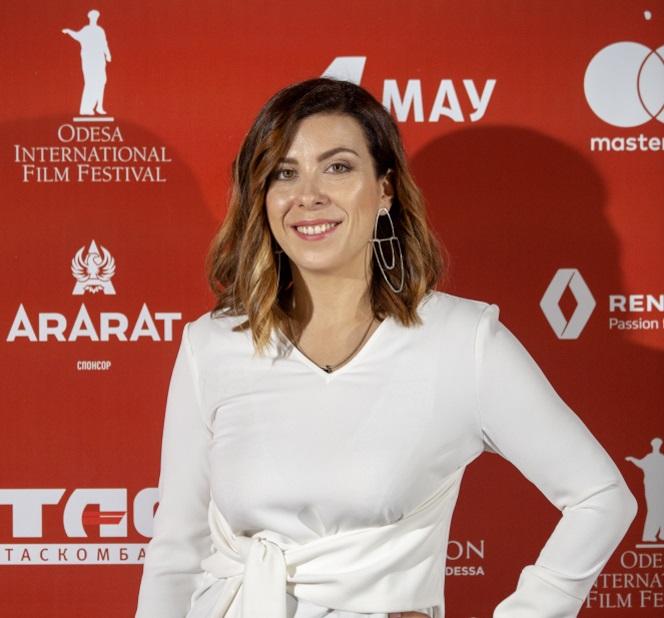 Новости: Юлия Синкевич: У нас есть состоявшаяся киноиндустрия