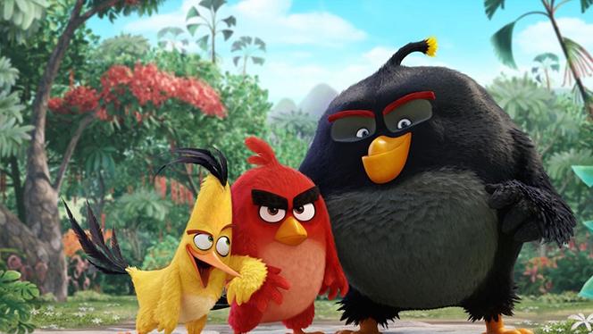 """Новости: """"Angry Birds 2"""". Первый трейлер"""