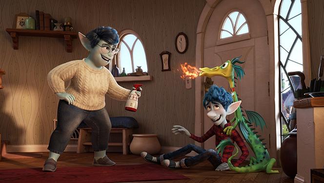 """Новости: Сказочный мир в """"Вперед"""" от Pixar. Украинский трейлер"""