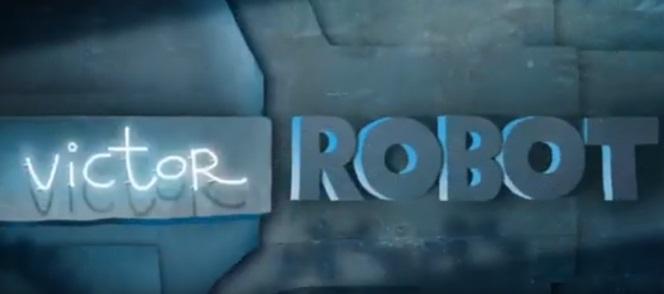 Новости: Украинский робот Виктор в Анси
