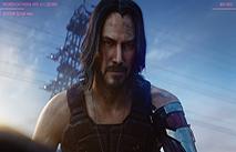 Кіану Рівз в трейлері гри Cyberpunk 2077