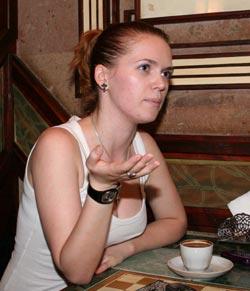 Новости: Подруга Волл-И говорит по-украински