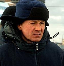 Новости: Внук Гагарина в Киеве