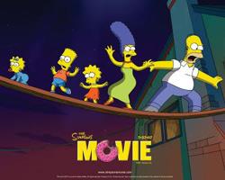 Новости: Симпсонов увековечили