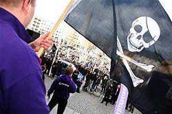 Новости: Пираты в парламенте