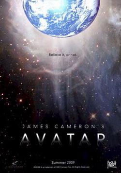 Новости: Кэмерон продвигает Аватар