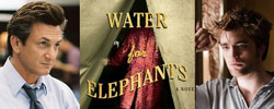 Новости: Роберт Паттинсон и слоны