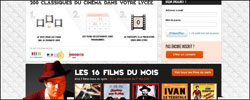 Новости: Кинолицей по-французски