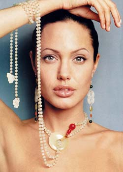 Новости: Анджелина Джоли сыграет Клеопатру хуже Тэйлор