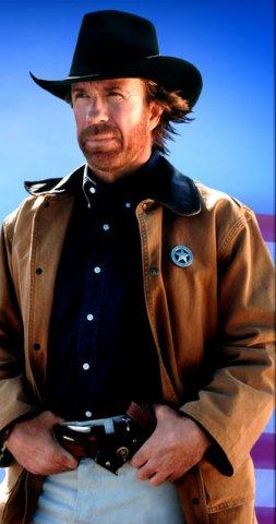 Новости: Чак Норрис стал худшим актёром с 1985 года