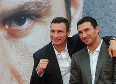 Новости: Братья Кличко презентуют документальный блокбастер